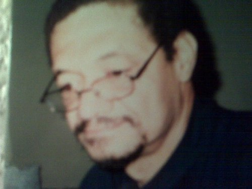 Contemporary Author Randolph Randy Camp