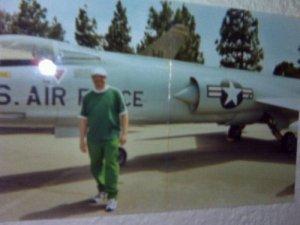 Randolph Randy Camp at Travis Air Force Base
