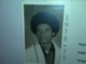 Randolph Randy Camp, Spotsylvania High School, 1978-1979