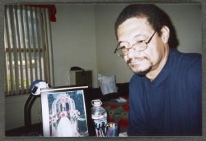 Author Randolph Randy Camp