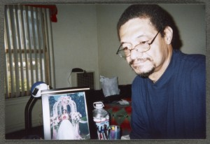 Writer Randolph Randy Camp