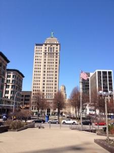 Downtown Buffalo, NY (April 12, 2015)